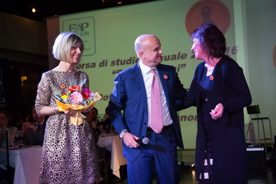 Premiazione borsista